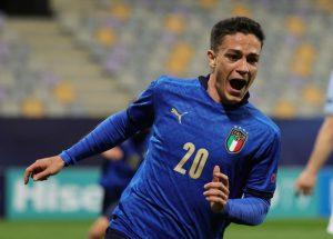 ĐT Italia chốt danh sách dự EURO: Bất ngờ Raspadori