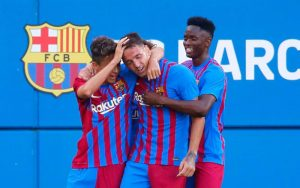 Soi kèo Barcelona vs Girona lúc 0h00 ngày 25/7/2021