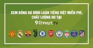 90p TV - 90p.TV Xem trực tiếp bóng đá K+